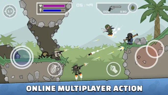 Local WiFi Multiplayer Android Games
