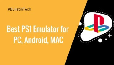 Best PS1 Emulator for PC | Windows Android and MAC