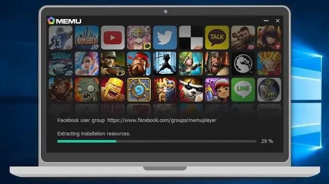 Best android emulator for Windows laptop
