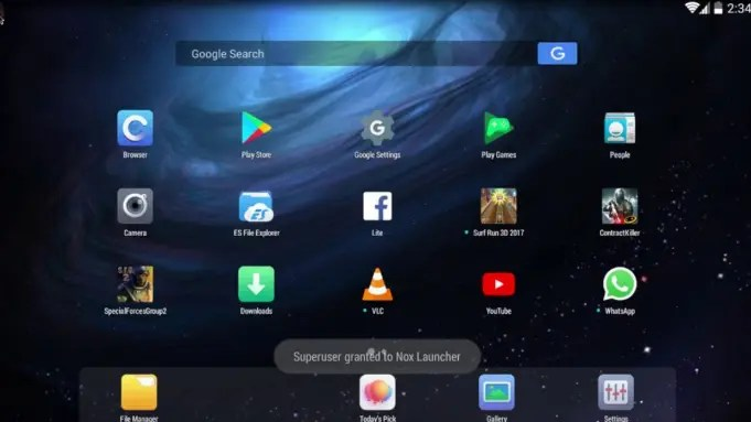 Best android emulator for Windows pc