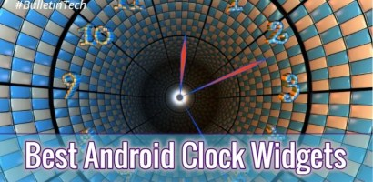 Top 7 Best Android Clock Widgets for Your Home Screen
