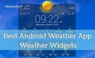 Top 10 best Android weather app and Weather widgets In 2020