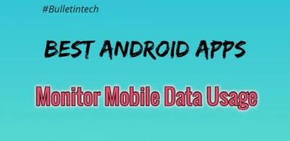 8 Best Mobile Data Usage Tracking and Monitoring Android Apps