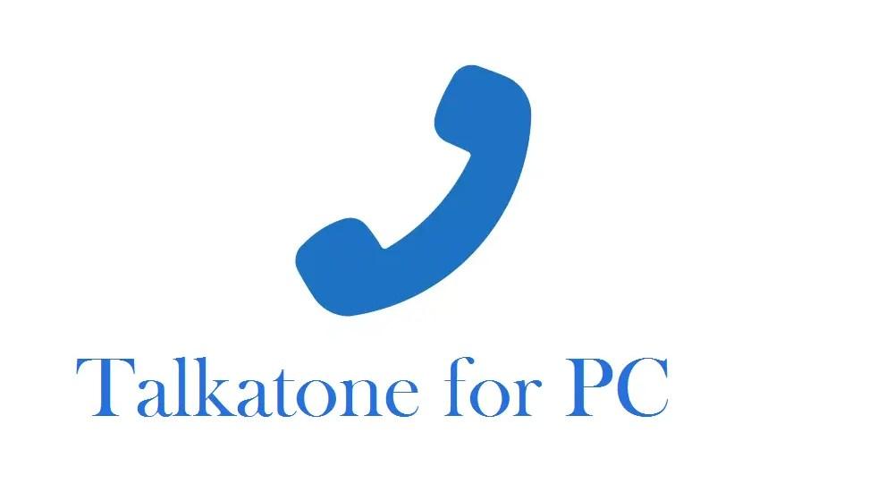 Download Talkatone for PC Windows