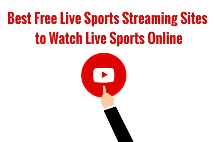 Best Free Live Sports Streaming Sites