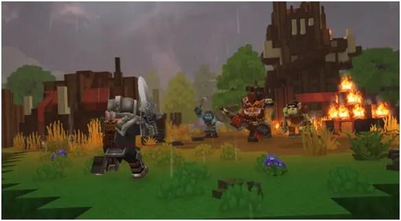 Evolution of Minecraft