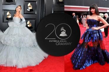 Grammys-Best Model On The Red Carpet
