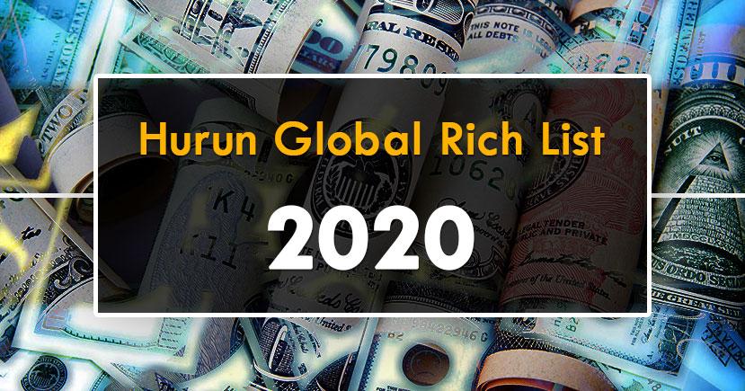 global rich list 2020