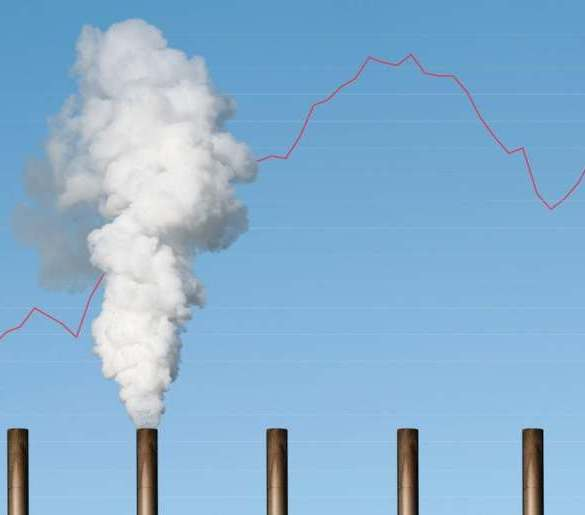 Carbon Dioxide Emissions Reduced