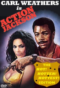 Action Jackson DVD cover