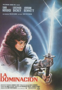 ninja iii the domination poster 2