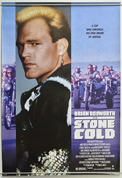 Stone Cold : Cinema 1-Sheet Poster