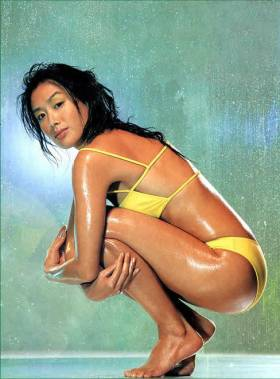 sexiest woman in asia FHM 2000