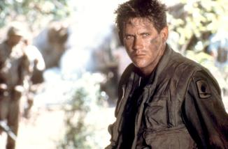 PLATOON LEADER, Michael Dudikoff, 1988. ©Cannon Films