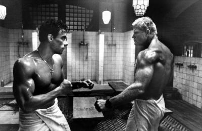 MAXIMUM RISK, Jean-Claude Van Damme, 1996, TM and Copyright © Columbia Pictures.