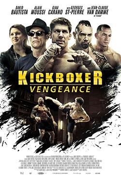 KickboxerVengeancePoster