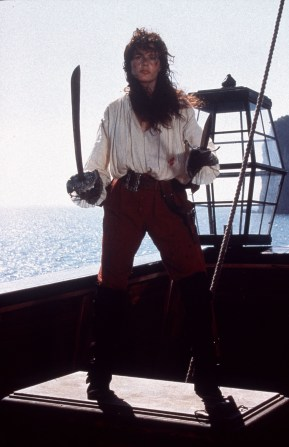 CUTTHROAT ISLAND (US/FR/IT/GER 1995) GEENA DAVIS