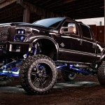 Ford F250 F350 10 12 Inch Suspension Lift Kit 2005 2016
