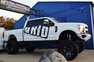 Ford F250F350 1012 Inch Suspension Lift Kit 201718
