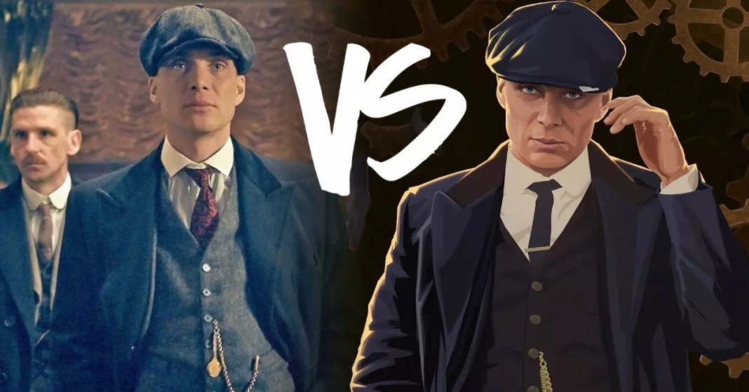 Peaky Blinders, Dragon Ball and more