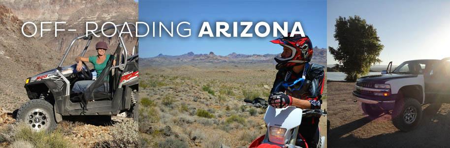 Off Roading in Arizona1