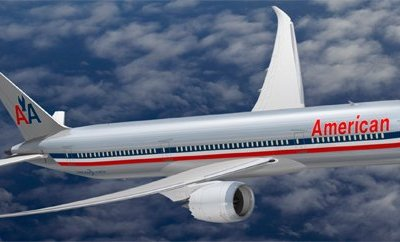 American Airlines to Serve Airport!