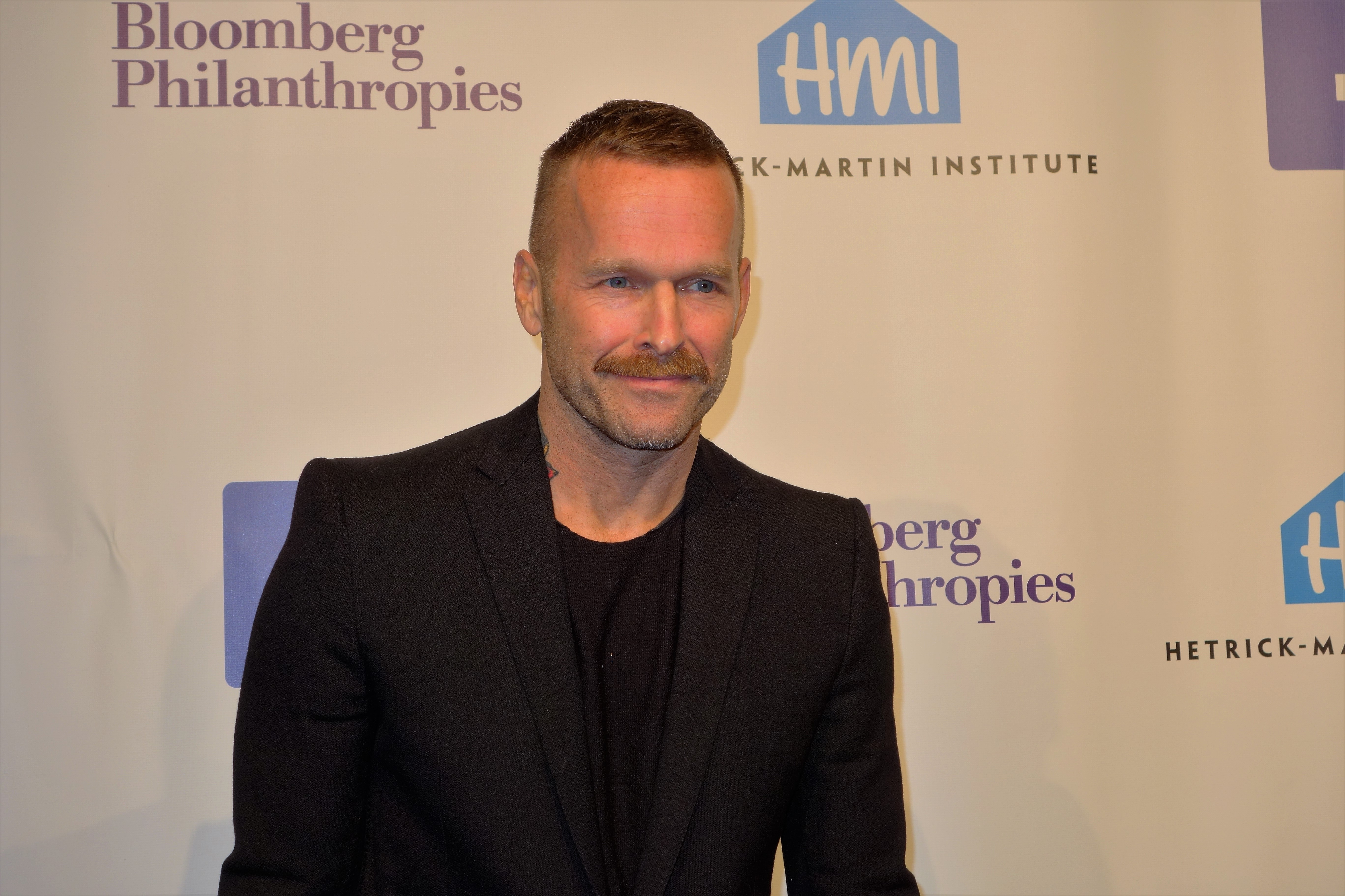 Bob Harper Host, The Bigest Loser and One of the Emery Award Hosts