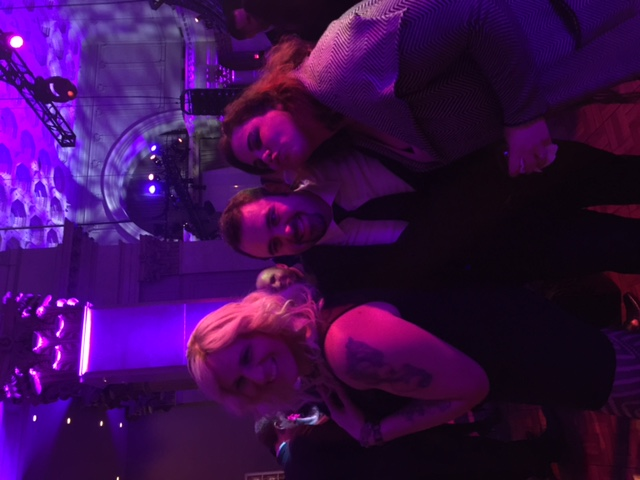 Shakina Nayfak, Difficult People and Dana Jacoviello, Founder of Bullies Keep Out HMI After Party