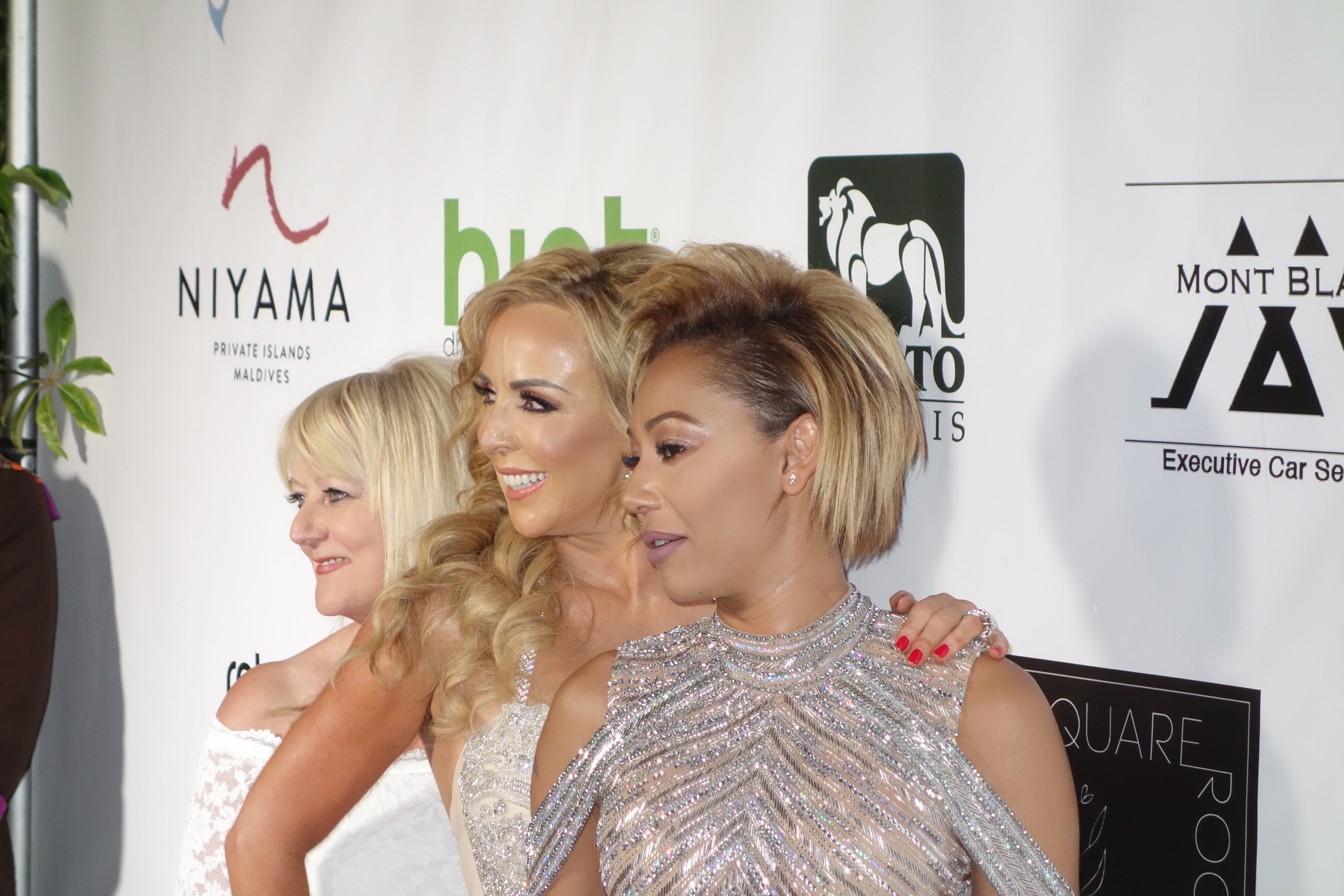 Mel B, America's Got Talent, her mom, Andrea Brown and Deborah Alessi - CEO/Founder
