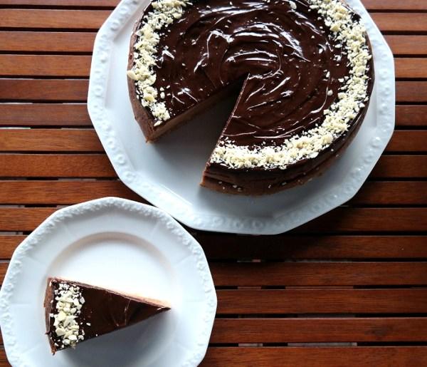 sernik czekoladowo-kajmakowy 3