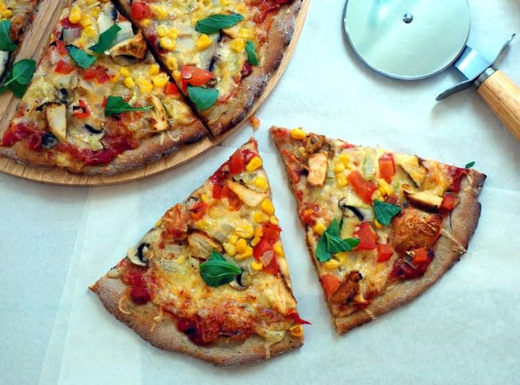 Pizza razowa 2