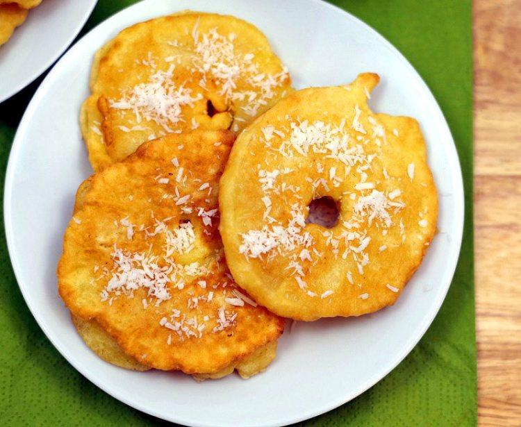Ananasy w cieście 2