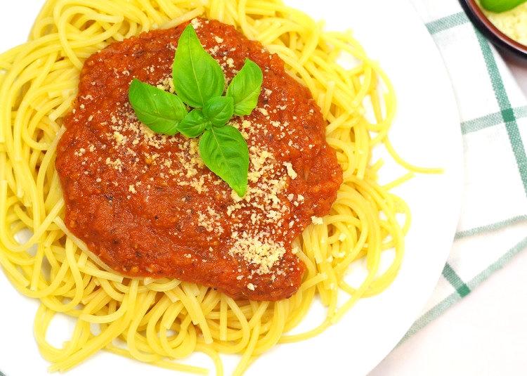 Spaghetti Napoli 2