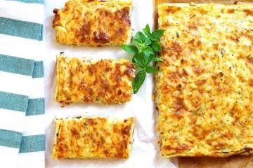 Placek ziemniaczano-serowy