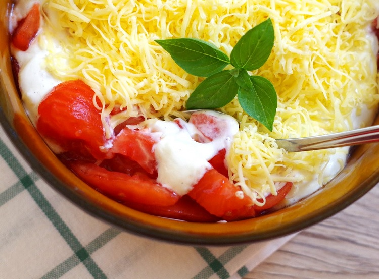 Pomidory pod pierzynką 2