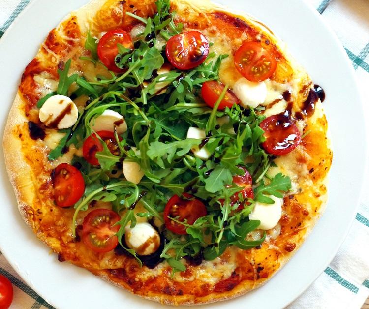 Pizza fresca 2