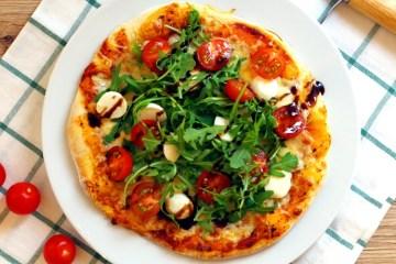 Pizza fresca