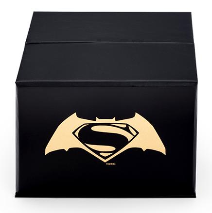 2016 - $100 14 Karat Gold Coin - Batman V Superman : Dawn of Justic