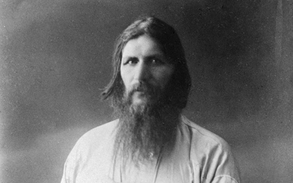 Mandatory Credit: Photo by Sovfoto/Universal Images Group/REX (3827809a) Grigory yefimovich rasputin (1872-1916), spiritual advisor to Tsarina alexandra, assassinated in 1916 by members of the Russian royal court. VARIOUS