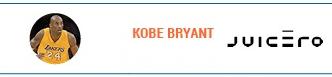 Kobe Bryant investe in Juicero, la startup delle spremute