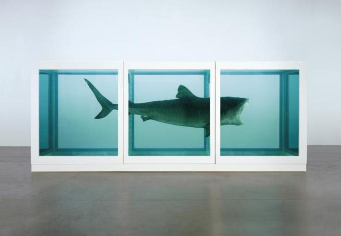 Quella di DamienHirst, può definirsi arte contemporanea?