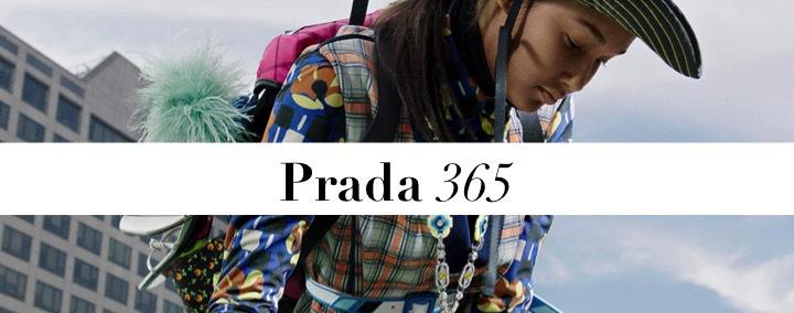 Il progetto Prada 365 punta a rinnovare la strategia comunicativa della società di Milano