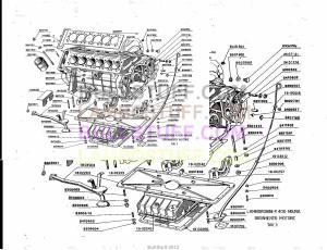 19661972 Lambhini Miura USA Engine (1)