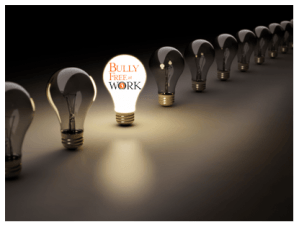 Workplace Bullying Inspiration: Initiative and Hope