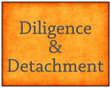Workplace Bullying Inspiration: Diligence and Detachment
