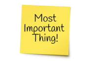 The Most Important Thing If You're Being Bullied Is…