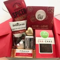 Chocolate Gratitude Box , Valentine's Day, bumbleBdesign, Seattle