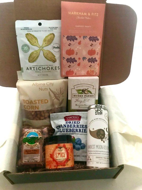 Harvest Box - bumbleBdesign