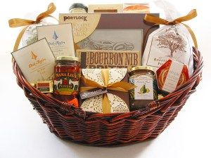 bumble B design's Gourmet Snack Basket