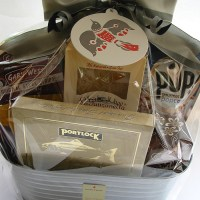 bumble B design's Pacific NW Holiday Basket - Seattle, WA